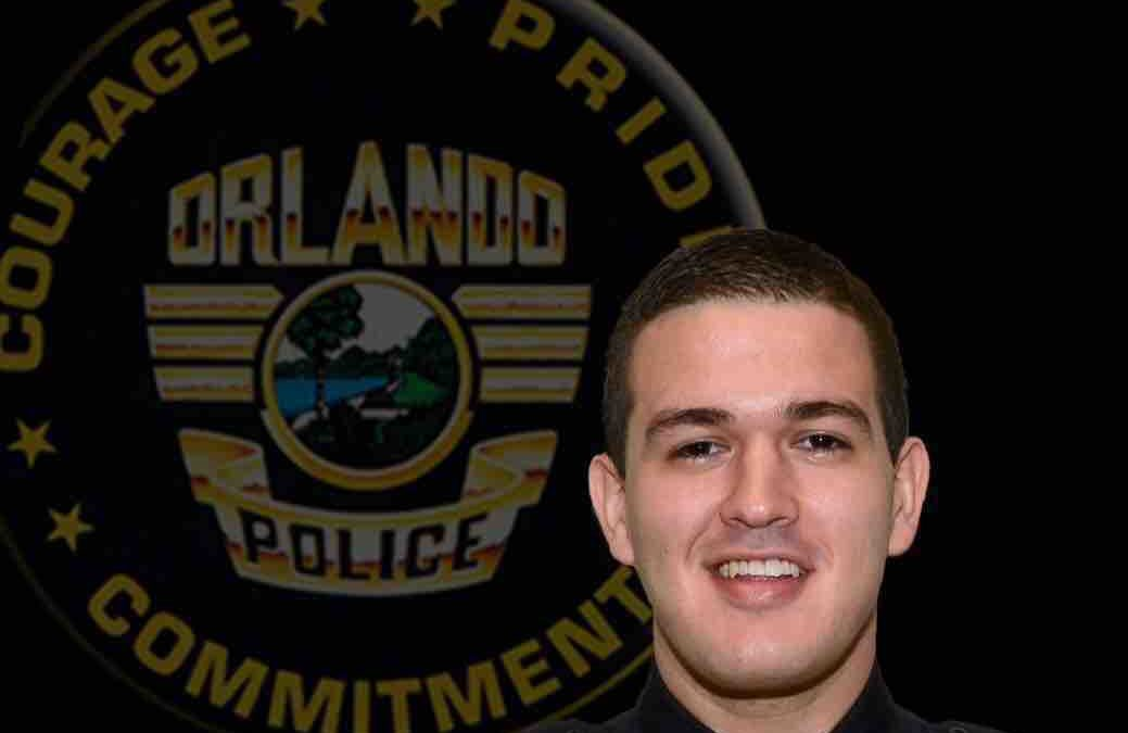 Help Ofc. Kevin Valencia – Wounded Hero