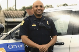 Officer Anthony Wongshue